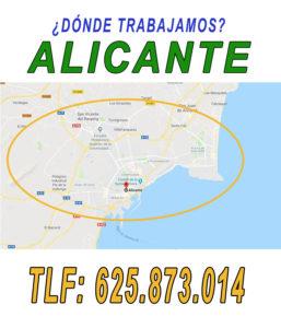 estamos en Alicante